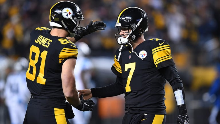 Steelers Blow Out Cam Newton, Panthers in Thursday Night Football Beatdown