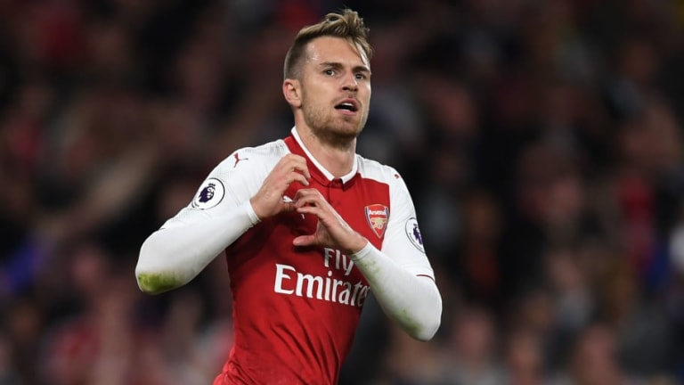 Arsenal Close to Agreeing New Long-Term Contract With Aaron Ramsey as Torreira Deal Nears Completion
