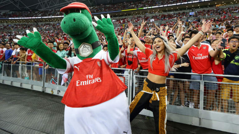 'Few Things Make Me Smile More': Arsenal Fans Rip Into Former Player's Form Since Leaving Club