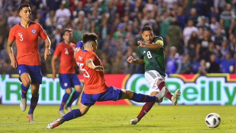 Lo bueno, lo malo y lo feo que se vio en el partido entre México y Chile