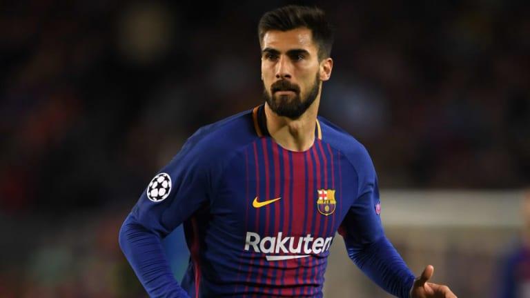 MERCADO | André Gomes podría tener pie y medio fuera del Barcelona