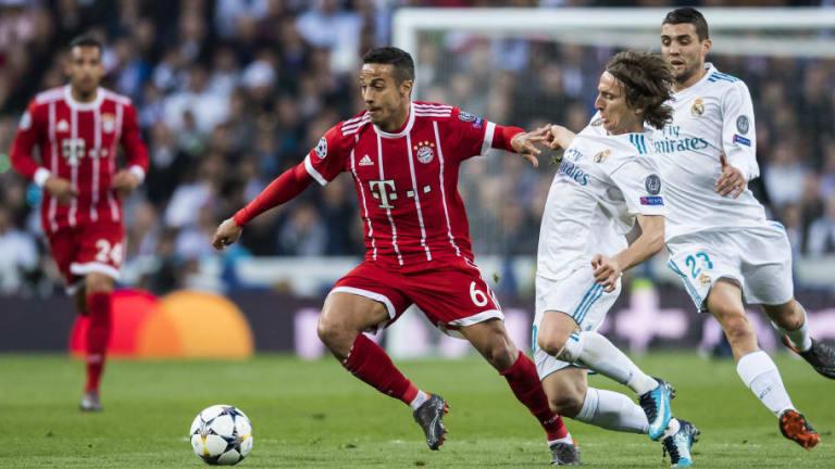 MERCADO | El intercambio de cracks que Real Madrid le ofreció al Bayern Múnich
