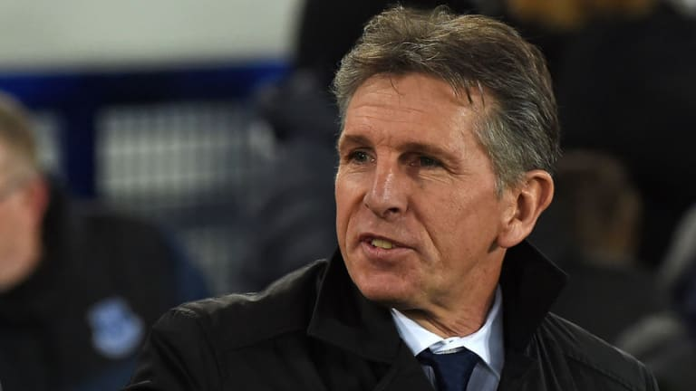 'We Don't Look for Excuses': Mahrez Rebuke Not a Distraction Claims Claude Puel After Everton Defeat