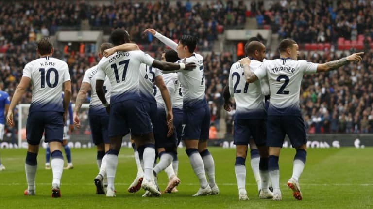 Tottenham 1-0 Cardiff: Report, Ratings & Reaction as Eric Dier Goal Helps Spurs to Narrow Win
