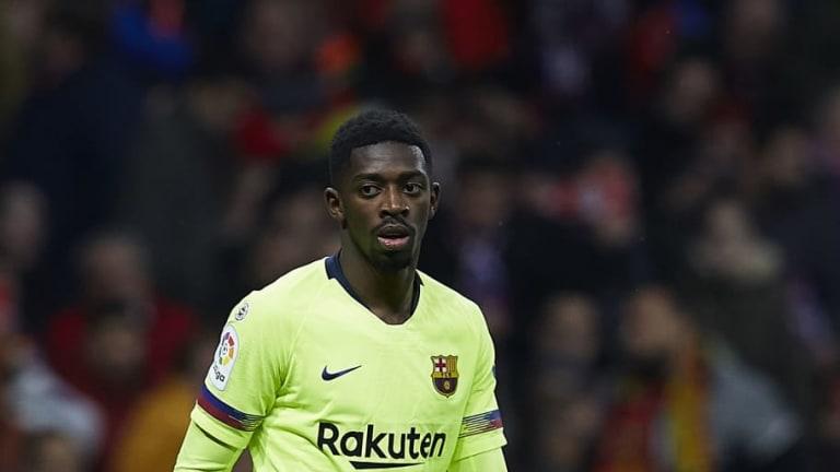 Los goles salvadores de Dembélé esta temporada