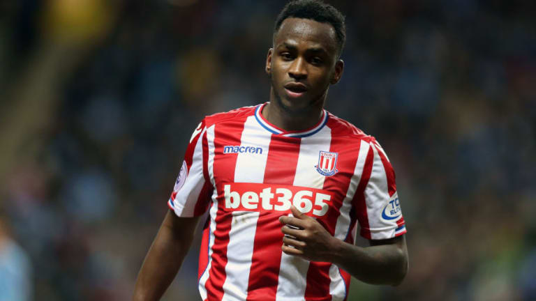 Saido Berahino Aiming to Revive Career at Stoke City Following Insane Goal Drought