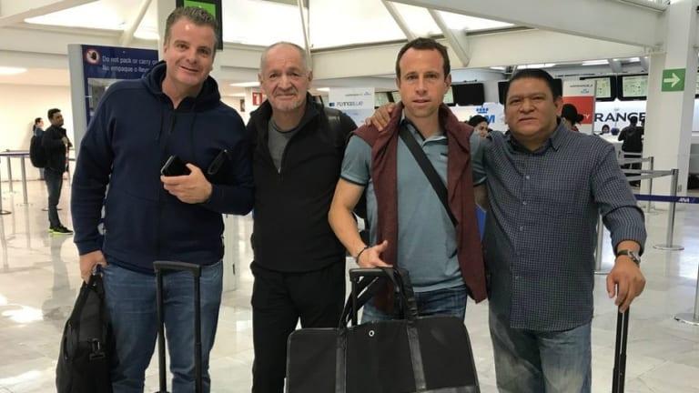ESTUDIANTES   Delegación del Tri viajó a Rusia para el seminario del Mundial