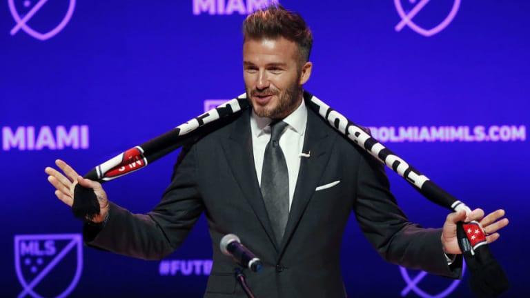 El guiño de Messi a Beckham sobre su nuevo equipo de la MLS