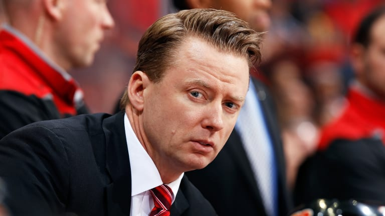 Former Flames Head Coach Gulutzan Joins Oilers as Assistant