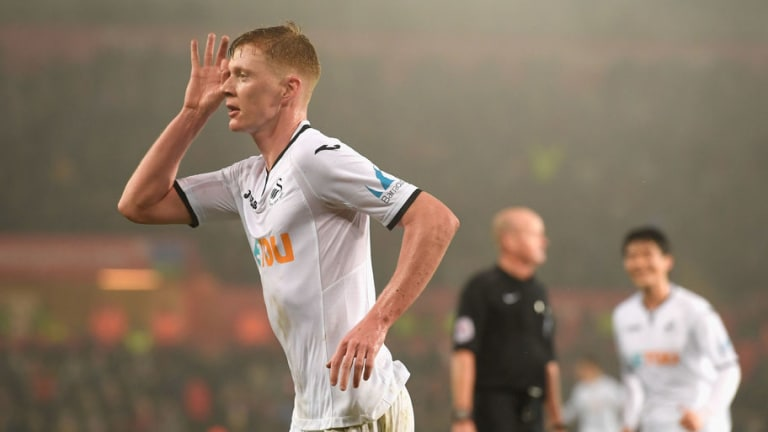 From Lincoln to Landore: Swansea Hero Sam Clucas Reveals Humble Origins & Endless Rejections