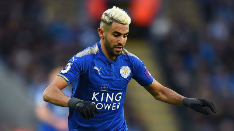 Man City End Interest in £95m-Rated Mahrez as Leicester Ace Issues Departure Plea