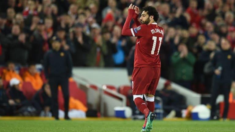 Eat Like Mohamed Salah: Liverpool's Superstar Forward Reveals His Favourite Food