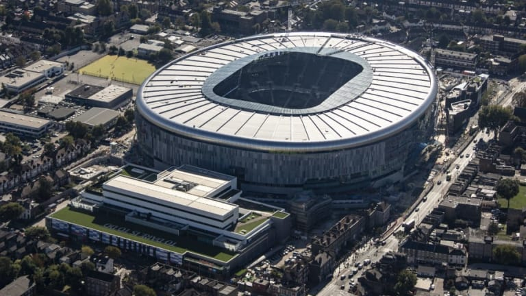 Tottenham Set to Take Out New £237m Loan as New Stadium Problems Continue to Mount