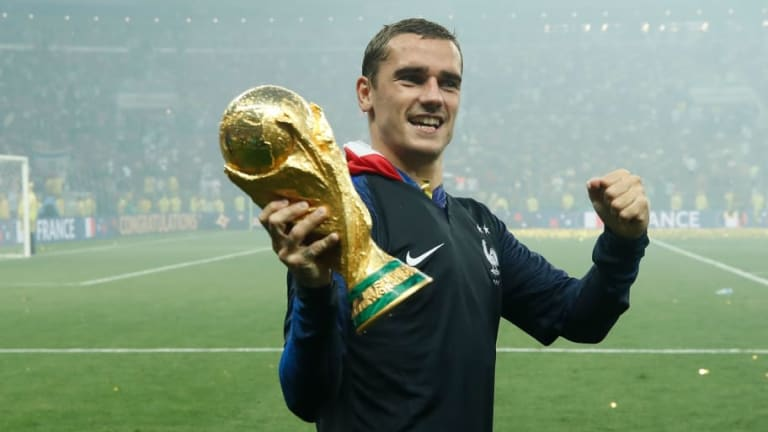 Atletico Madrid Star Antoine Griezmann 'Not Afraid' to Admit He Dreams of Winning the Ballon d'Or