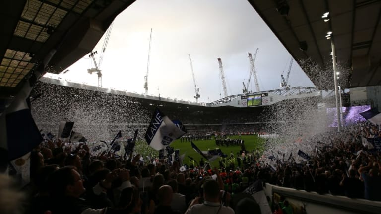 Tottenham Announce 'Current' Name for New Stadium as Move-In Date Approaches