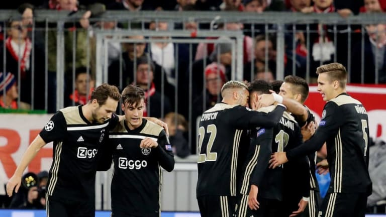 Bayern Munich 1-1 Ajax: Report, Ratings & Reactions as German Champions Escape With a Point