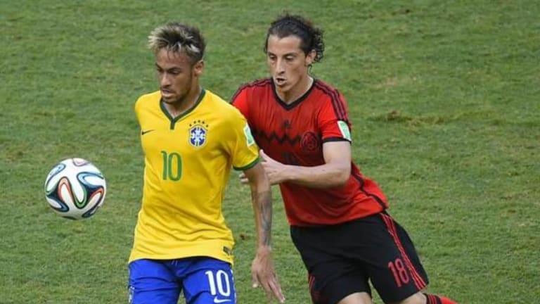 Los 16 jugadores que estuvieron en el 2014 y que ahora se verán las caras en el México-Brasil