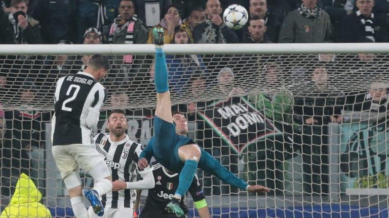 Cristiano Ronaldo confiesa lo que sintió tras marcar su gol de chilena ante la Juventus
