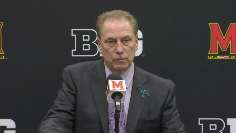 Tom Izzo Questioned About MSU Sexual Assault Allegations: 'I Cooperated With Every Investigation'