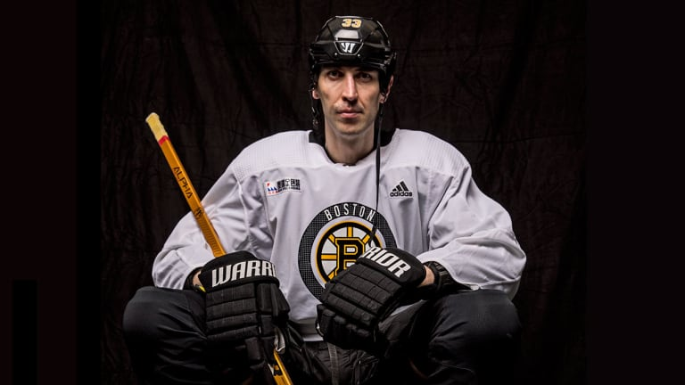 The Legend of Z: Zdeno Chara Remains Obsessed in His Pursuit of Outsized Excellence