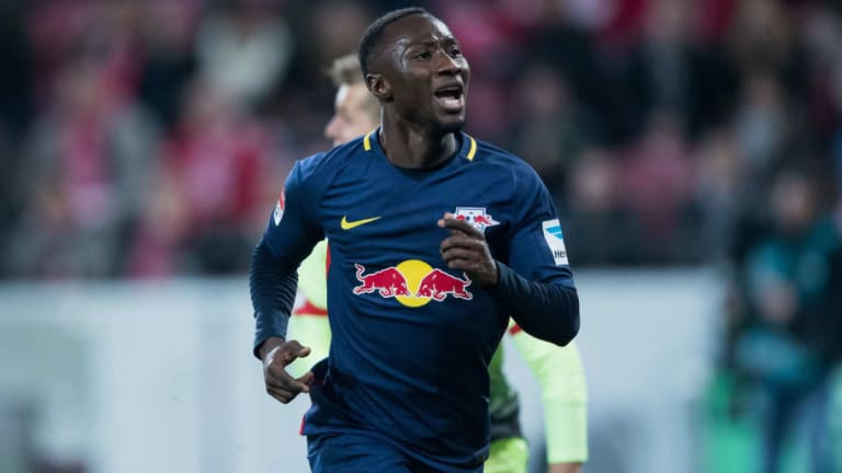 Naby Keita Opens Up on Being Handed Iconic Number 8 Shirt at Liverpool & Reveals Gerrard Meeting
