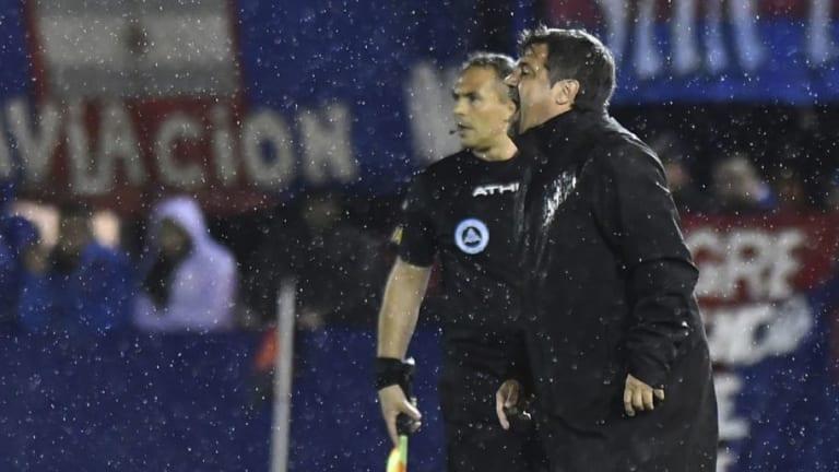 NO PARA NUNCA |  Las críticas de Caruso a Sampaoli y los jugadores tras la eliminación
