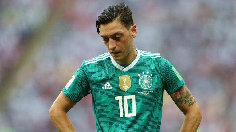 Mesut Özil's Father Encourages Him to Retire From International Duty for Germany