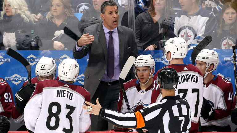 Avalanche Head Coach Jared Bednar Explains How Their Rebuild Bore Fruit So Quickly