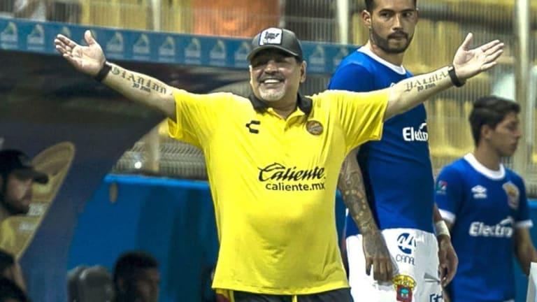 ¡A EXPLOTAR SU IMAGEN! | Se viene un documental de Maradona en Culiacán
