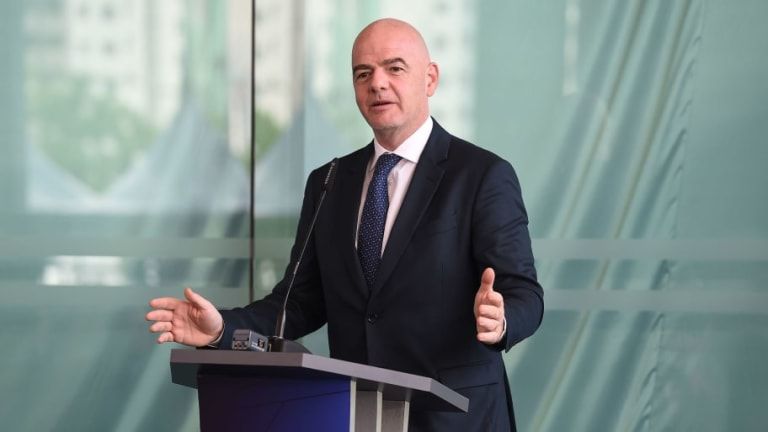 FIFA President Hints World Cup Expansion to 48 Teams Could Happen at Qatar 2022