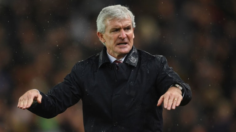 Stoke Boss Mark Hughes Storms Out of Press Conference After 1-0 Loss to Newcastle Increases Pressure