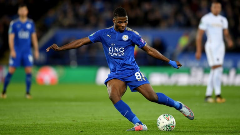 Leicester City's Kelechi Iheanacho Identified as Possible Replacement for Cenk Tosun at Besiktas