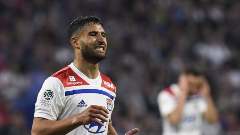Lyon President Reveals Nabil Fekir's 'Dream Club' After Collapse of Liverpool Transfer