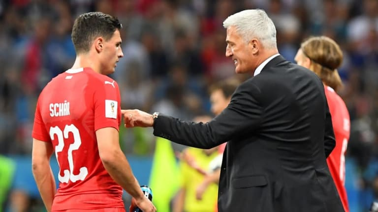 Vladimir Petkovic Defends Selection Choices as Switzerland Pick Up Costly Suspensions in Draw