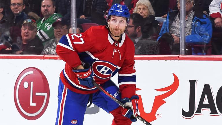 Canadiens Place Veteran Defenseman Karl Alzner on Waivers