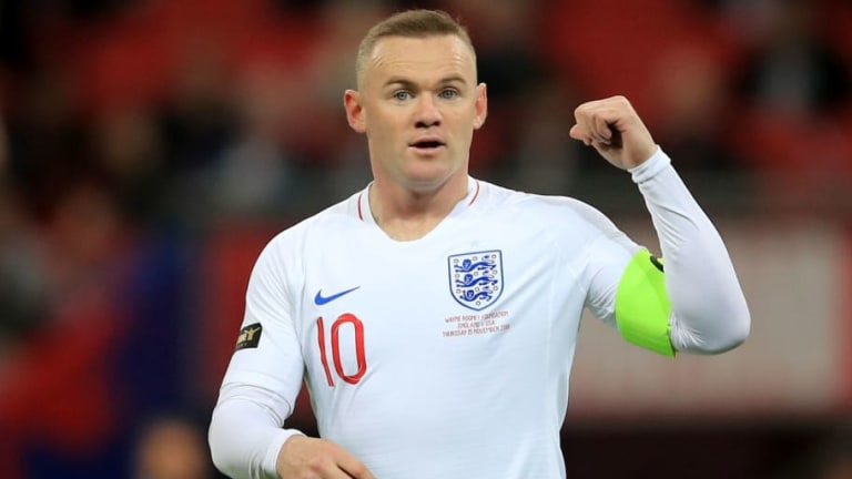 Wayne Rooney Admits He Will Savour Emotional Farewell Tribute & Claims Future Is Bright for England