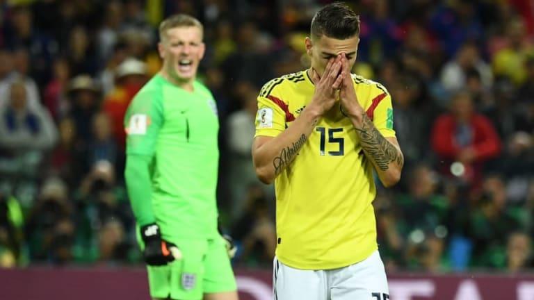 LOCURA | Mateus Uribe y Carlos Bacca fueron amenazados de muerte tras la eliminación de Colombia
