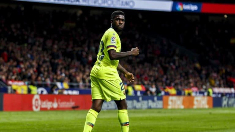 'Impatient' Barcelona Set Samuel Umtiti Deadline to Decide on Potential Knee Surgery