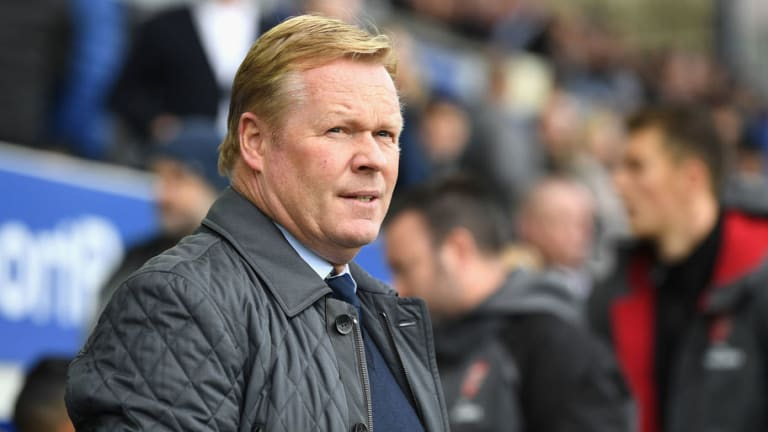 Shocking Report Reveals Everton Are Still Paying 90% of Former Manager Ronald Koeman's Wages
