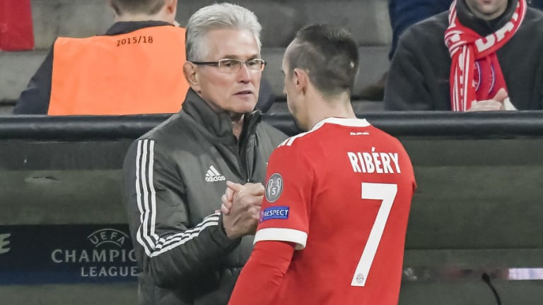 Franck Ribery Insists Jupp Heynckes' Return Has Made a Positive Impact for Bayern Munich