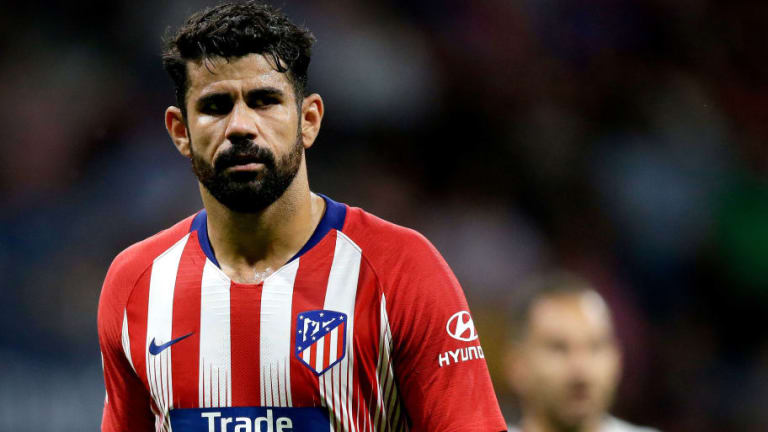 Diego Costa Admits He Regrets Joining Chelsea as He Aims Dig at Antonio Conte