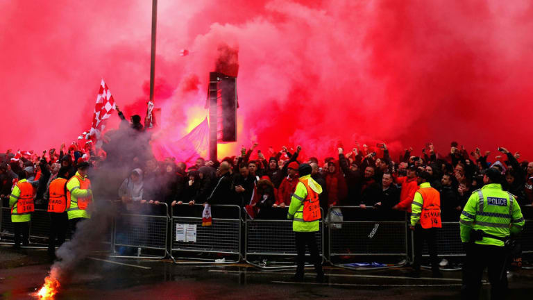 Liverpool & Roma Condemn 'Abhorrent' Attack That Left Fan Critically Injured Prior to UCL Clash