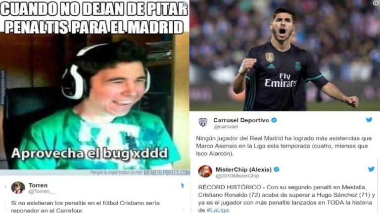 Los mejores 'tweets' de la trabajada victoria del Madrid en Mestalla ante el Valencia (1-4)