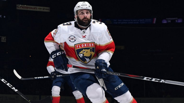 Keith Yandle Hasn't Missed a Game Since 2009, and Don't Expect Him to Sit Anytime Soon