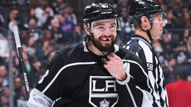 Drew Doughty Signs Eight-Year Extension With L.A. Kings