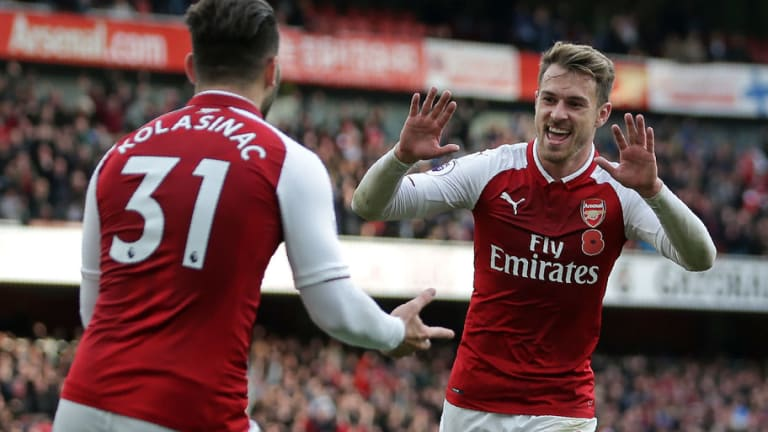 Arsenal Duo Set to Return While Defender Faces Late Assessment Ahead of Stoke Clash