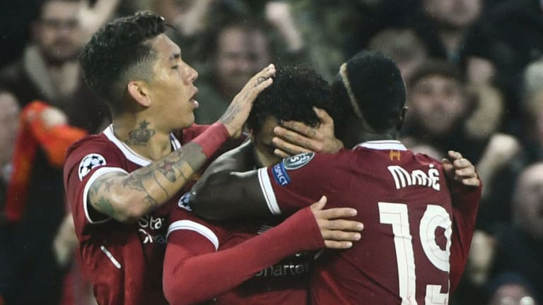 Virgil van Dijk Lauds 'Phenomenal' Liverpool Front Three & Claims They're a Nightmare for Opponents