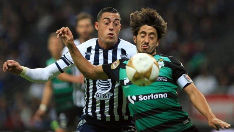 ¿Quién fue el mejor de la noche?   El 1x1 de los jugadores del partido entre Monterrey y Santos