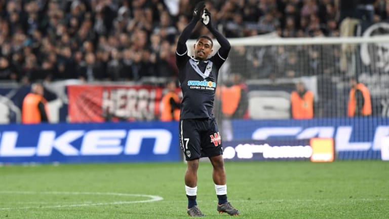 Malcom's Agent Insists Bordeaux Will Only Accept Loan Bids With Obligation to Buy Clause Inserted