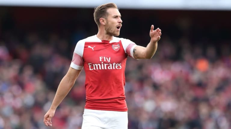 Aaron Ramsey Claims He Does Not Know Why Arsenal Took Contract Offer Off the Table